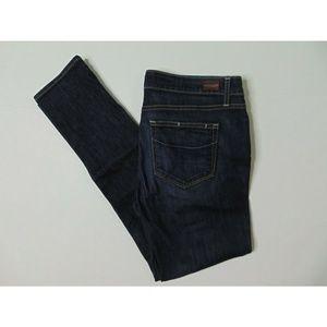 Paige 28 Jimmy Jimmy Skinny Blue Jeans Denim